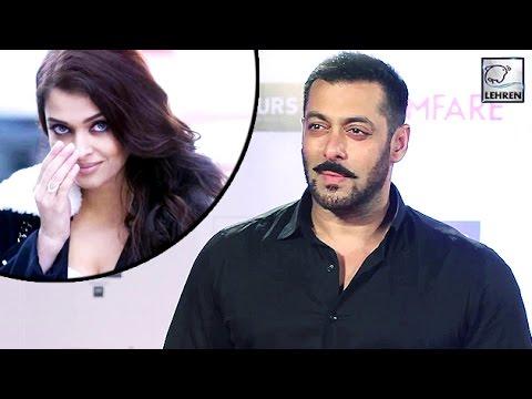 Salman Khan BLUSH At Aishwarya Rai In 'Ae Dil Hai Mushkil' Teaser | LehrenTV