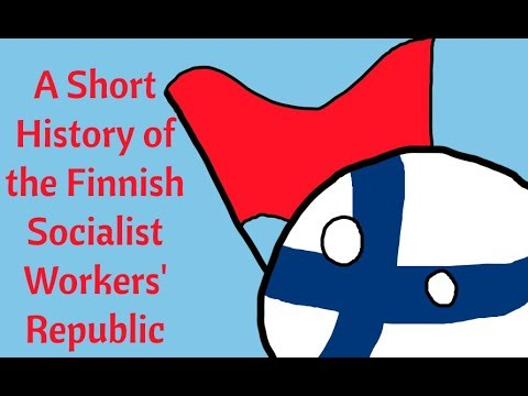 A Short History of the Finnish Socialist Workers' Republic