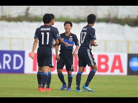 Australia vs Japan (AFC U-16 Championship 2016: Group Stage)