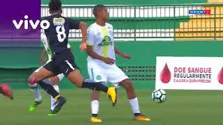 Corinthians 1 x 0 Chapecoense (Sub 17)