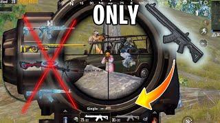 MK47 Mutant ONLY Challenge | PUBG Mobile
