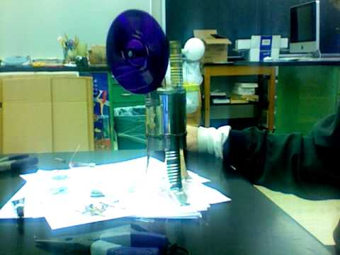 Integrated Chemistry & Physics - Sterling Engine