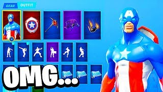 HOW TO GET THE *NEW* AVENGERS SKINS in FORTNITE! (NEW AVENGERS SKINS FORTNITE) Fortnite X Avengers!