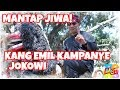 Mantap Jiwa! Ridwan Kamil Mulai Kampanyekan Jokowi-Ma'ruf di Jawa Barat!