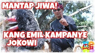 Video Mantap Jiwa! Ridwan Kamil Mulai Kampanyekan Jokowi-Ma'ruf di Jawa Barat! download MP3, 3GP, MP4, WEBM, AVI, FLV September 2018