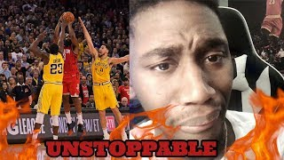 Rockets vs Warriors 2019 | Full Game Highlights REACTION!! JAMES HARDEN IS UNSTOPPABLE!!!