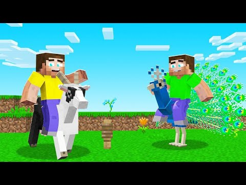 Top 10 Animals Minecraft NEEDS To ADD To The Game! (Zoo Mod)
