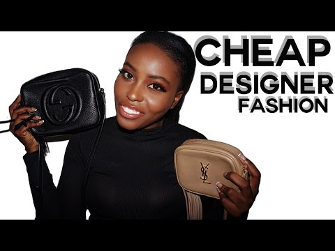 Cheap Ways To Buy Designer Clothes | MsNerdyChica