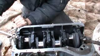 видео Замена поршневой на ваз 2106: подробная инструкция