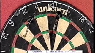 Kevin Painter v Ronnie Baxter - 2004 World Darts Championships