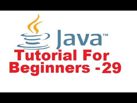java-tutorial-for-beginners-29---java-interfaces
