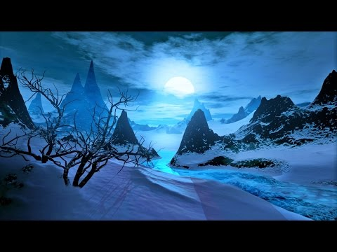 Dark Winter Music - Snowland