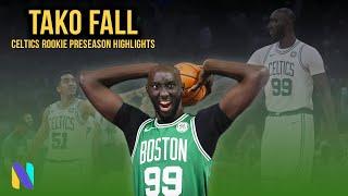 Tacko Fall Boston Celtics Preseason Highlights | Main Red Claws G League