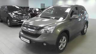 Выбираем б\у Honda CRV 3 (бюджет 700-800тр) - Комбо 'Наглый обман'