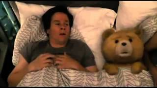 Farting in bed