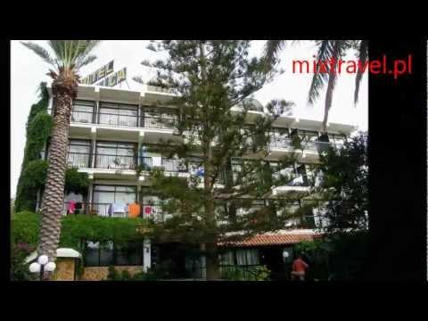 Hotel Veronica Paphos Cypr Cyprus Mixtravel Pl Youtube