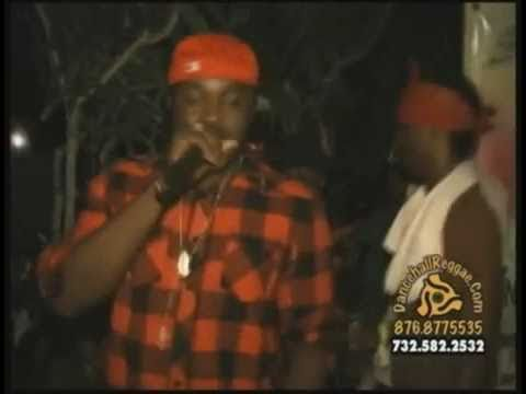 Vybz Kartel & Di Gaza Family Live In St Mary @ Passa Passa 7th Anniversary SEPT 2010 Pt 1 Of 5