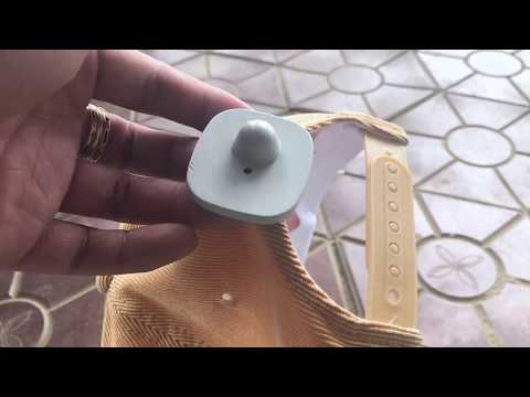 Cách Tháo Chip Từ Chống Trộm Quần áo ở Siêu Thị   Dong Vu