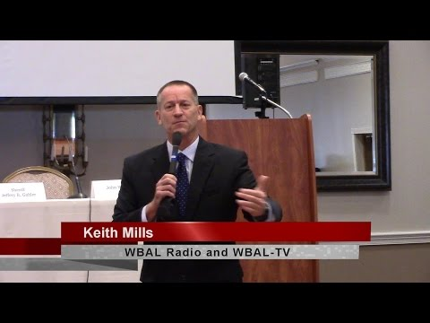 WBAL Sportscaster Keith Mills Shares Personal Experience at Tri-County Opioid Summit