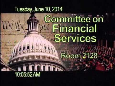 061014 - Markup of Legislation -- Committee on Financial Services (EventID=102334)