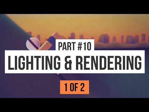 How I rendered this shot using Maya Software and no lights (Part 1): Making an Animated Movie (#10)