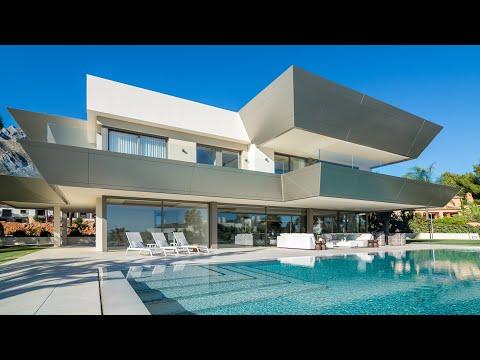 New Modern Luxury Villa in Sierra Blanca, Marbella, Spain | 6.900.000 €