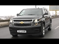 ??????? ???????? 2016 ????-????? ????????????? Chevrolet Suburban VIP by Quality Coachworks