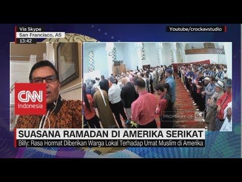 Suka & Duka Kaum Muslim Menjalankan Ramadan di Amerika Serikat