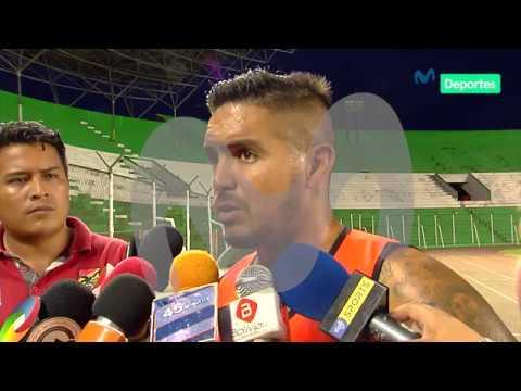 Libertadores: Juan Vargas calentó la previa del Universitario vs. Oriente Petrolero