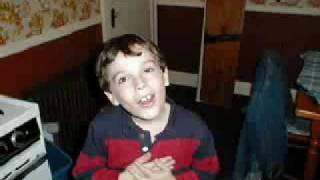 Funny Kid Narration Story - ...then I Had to Go Potty!