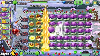 Plants Vs Zombies 2: Win Win Daily Endless Challenge! ( China Version)
