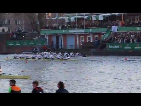 EJL Gyas vs Laga 750m Heiniken Roeivierkamp