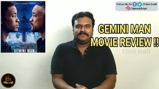 Gemini Man (2019) Movie Review in Tamil by Filmi craft Arun | Will Smith | Ang Lee
