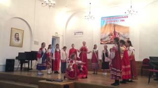 Калина-малина. Свадебная русская народная песня