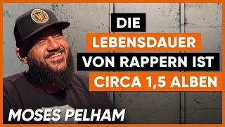 Moses Pelham Interview: Neues Album, Rap-Karrieren, Kollabo mit Vega,  Marteria, Shindy, Farid Bang