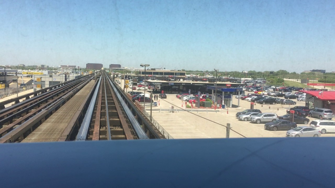 O Hare Parking >> Chicago O Hare Airport Transit Ats Terminal 5 To Remote Parking