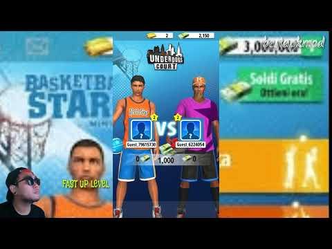 Apk Mod Basketball Stars V 1.14.1 Fast Level Up