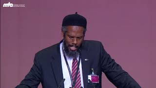 """Khilafat-e-Ahmadiyya – Source of divine guidance"" by Maulana Azhar Haneef 