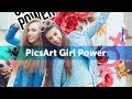 PicsArt Girl Power Tutorial