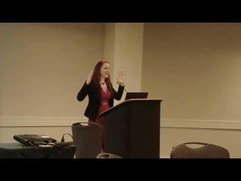 Katie Wright at OCDA