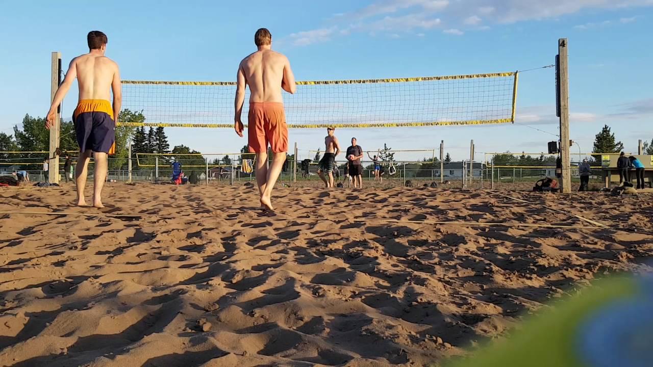 Beach Volleyball League Calgary