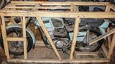 Мотоколяска СМЗ С-3Д