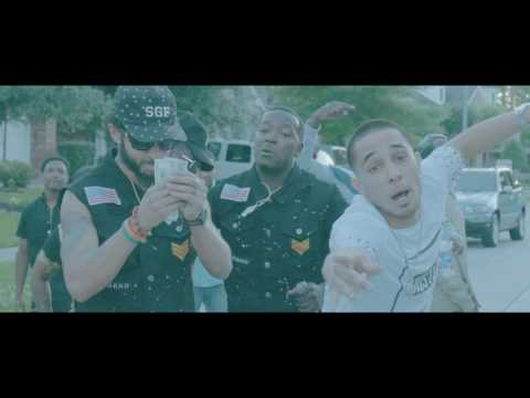 Louie V Swagg Ft. SGF - Covered In Money (Dir. By @IMCREATIVEJAY)