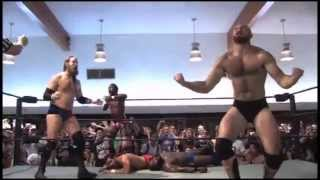 PWG funny slow motion sequence at BOLA 2014