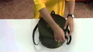 ВР-1ат. ТЕРМО - відро для приготування прикормки / Thermo bucket for making a bait