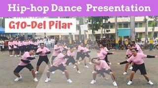 Maa NHS Grade10 Del Pilar Hip hop dance Presenation