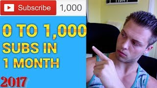Video How To Get Your First 1,000 Subscribers FAST (Small YouTuber Traffic Hack) download MP3, 3GP, MP4, WEBM, AVI, FLV Mei 2018