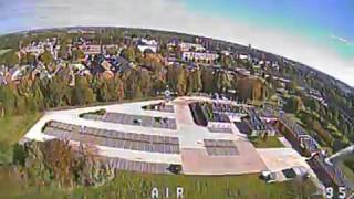 New flight with the Arris X140, LDARC 3050 props (*)