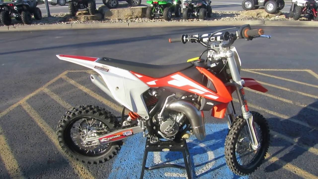 2016 ktm 65 sx for sale at morgantown powersports - youtube
