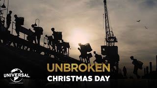 Universal Pictures: Unbroken - Christmas Day (TV Spot 7) (HD)